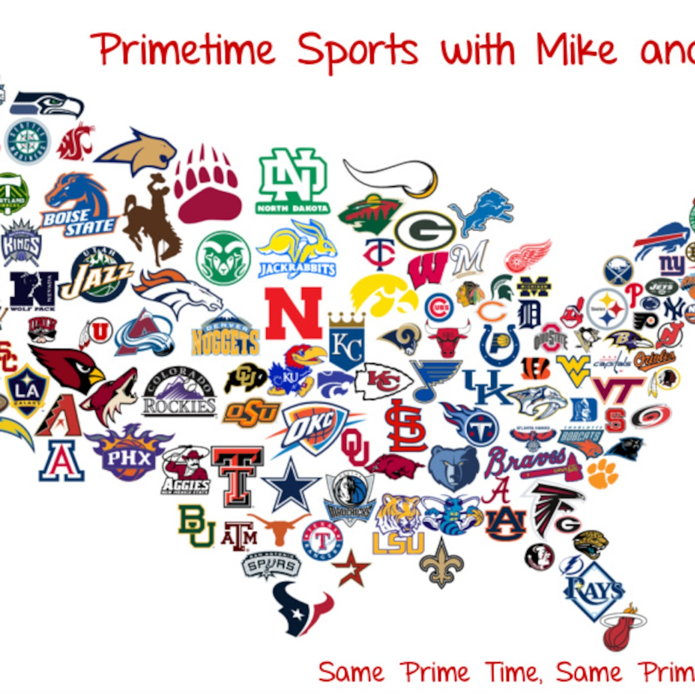 Primetime Sports with Mike and Jon