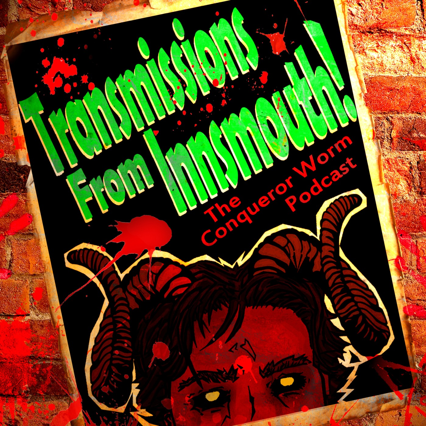Transmissions From Innsmouth: The Conqueror Worm Podcast