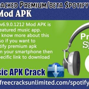spotify premium beta apk cracked