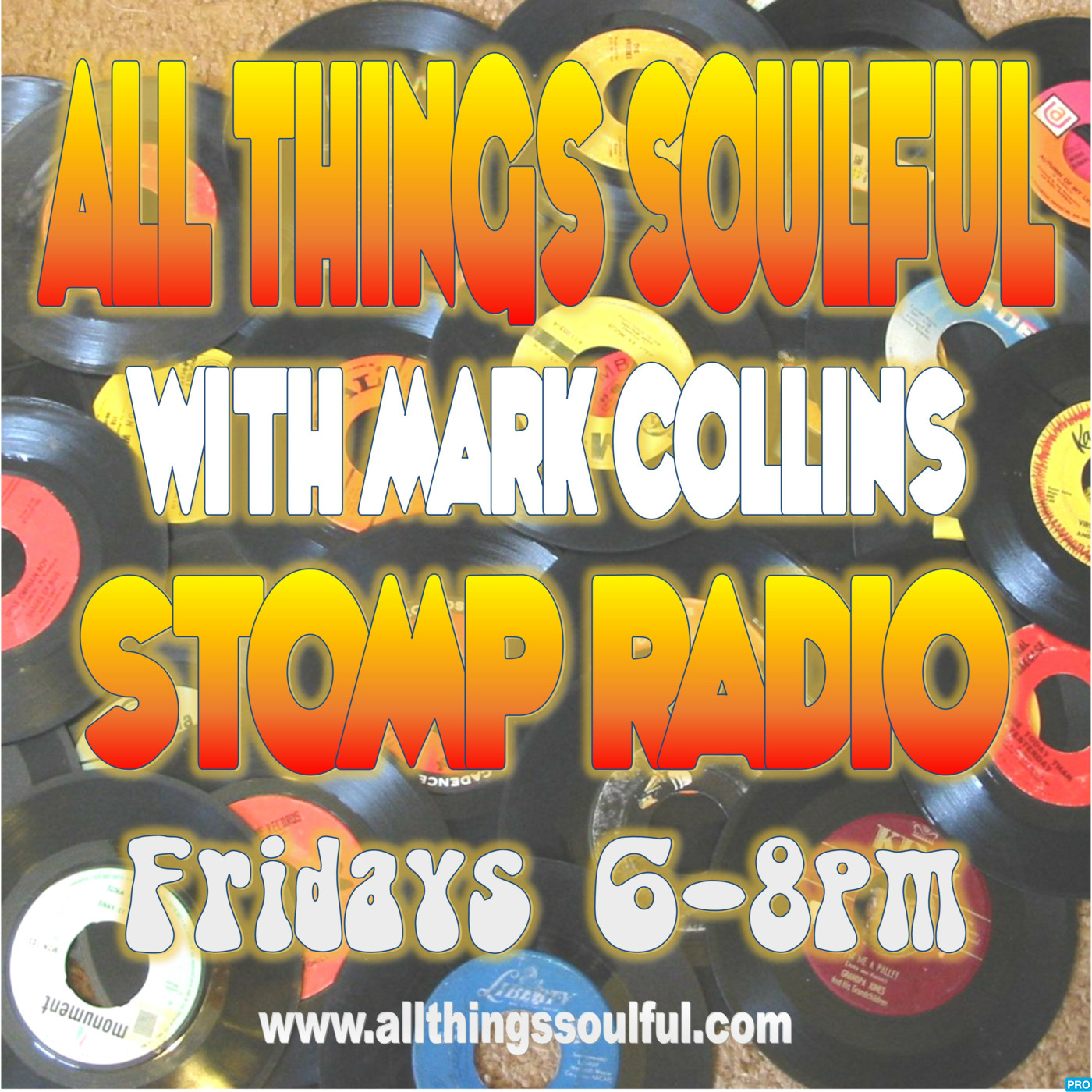 Mark Collins - All Things Soulful