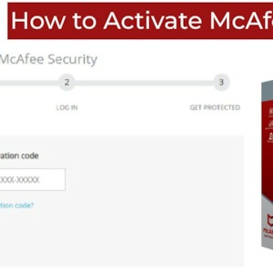 Mcafee Activate