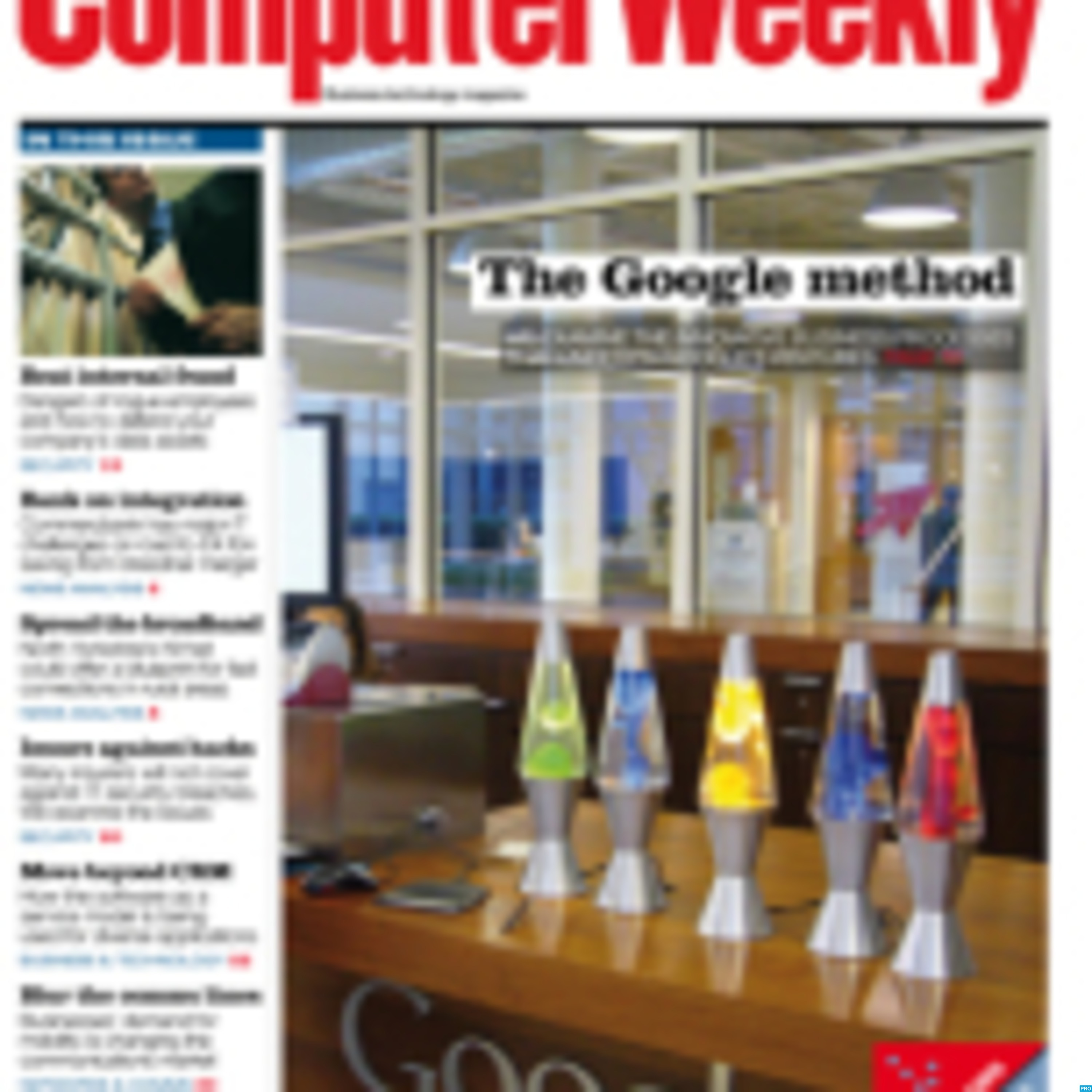 podcasts @ComputerWeekly