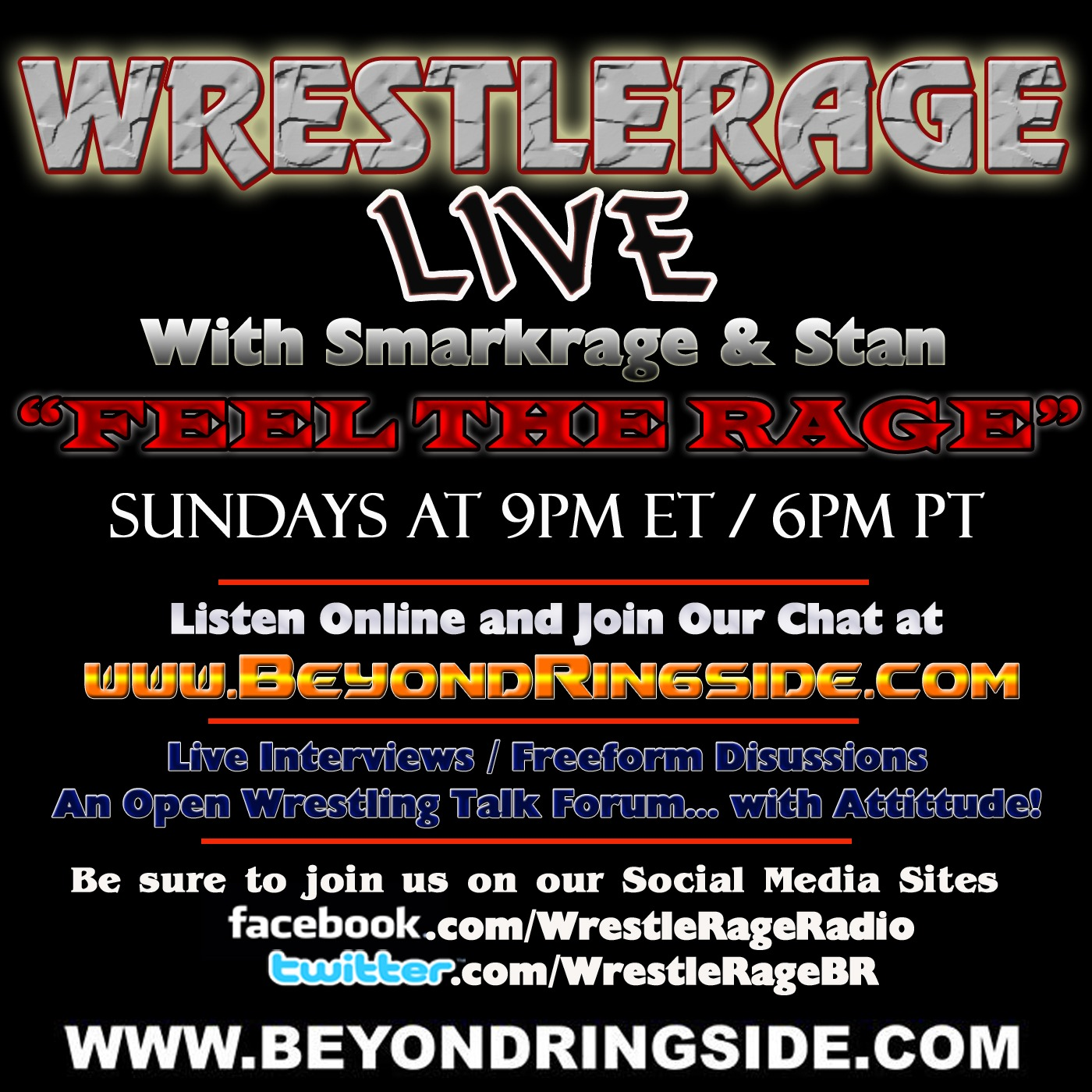 WrestleRageRadio's Podcast