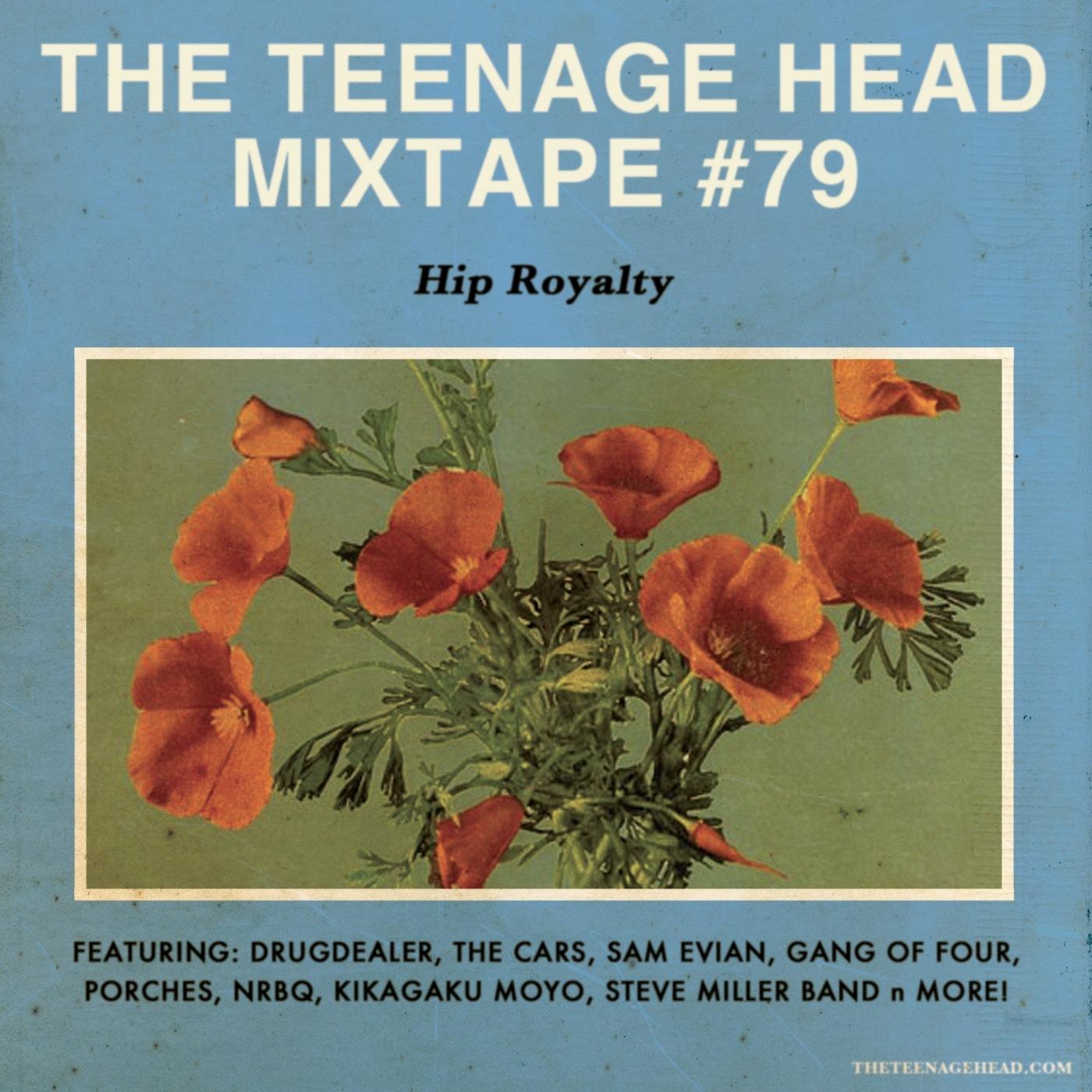 The TEENAGE Head Mixtapes