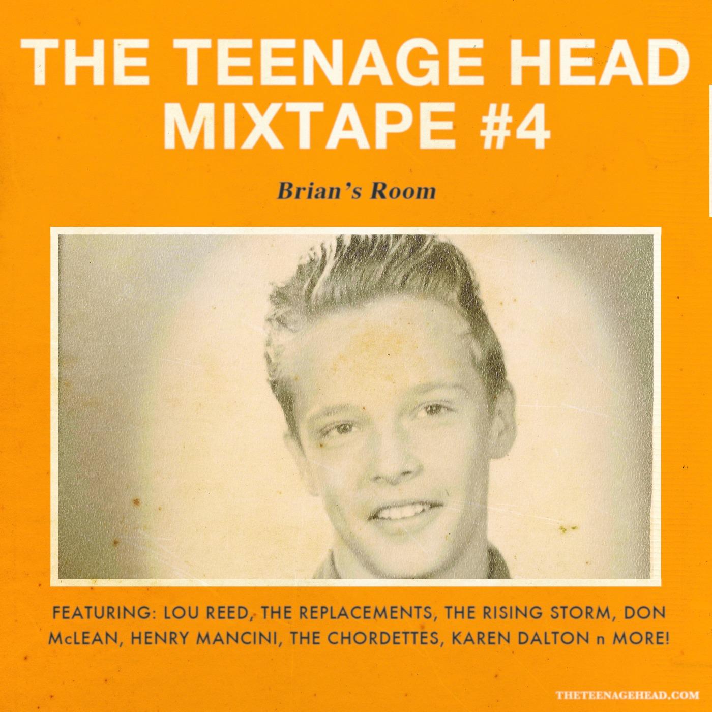 The TEENAGE Head Mixtapes | Podbay