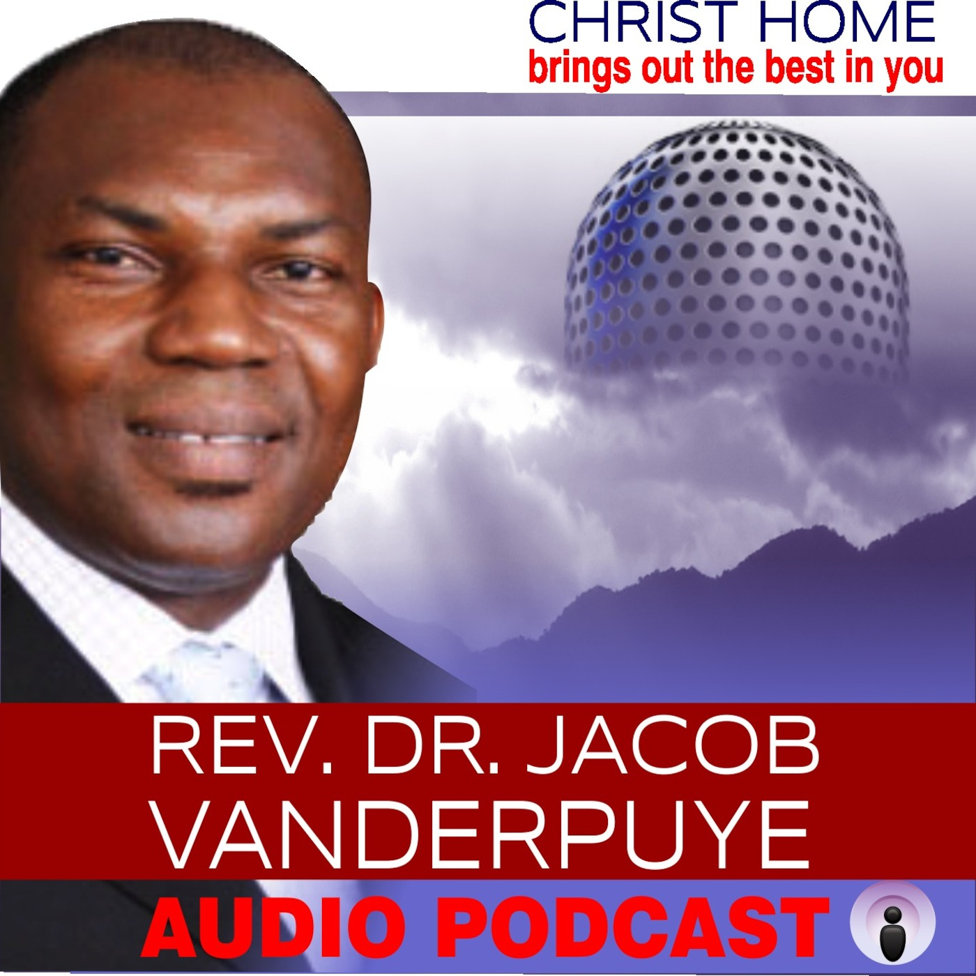 Rev. Dr. Jacob Vanderpuye's Podcast