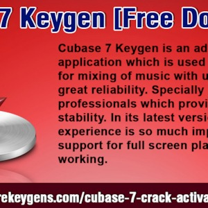 download cubase 7 crack zip