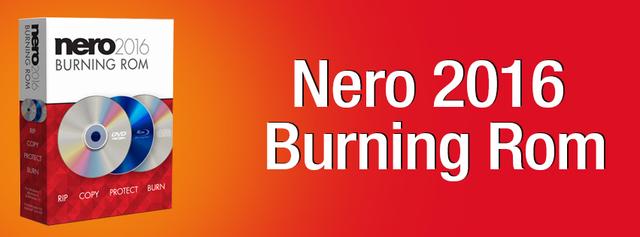nero 2016 burning rom crack