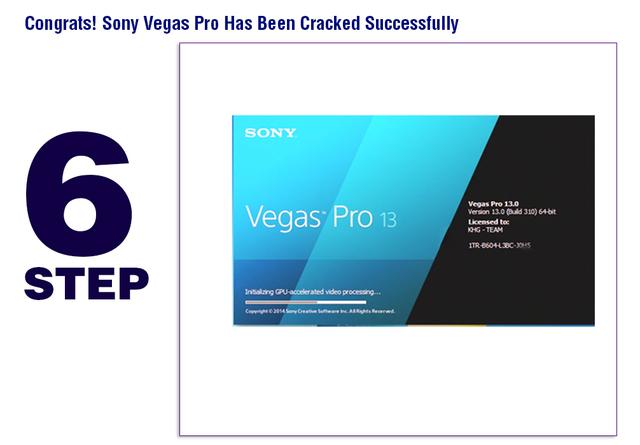 download keygen for sony vegas pro 13