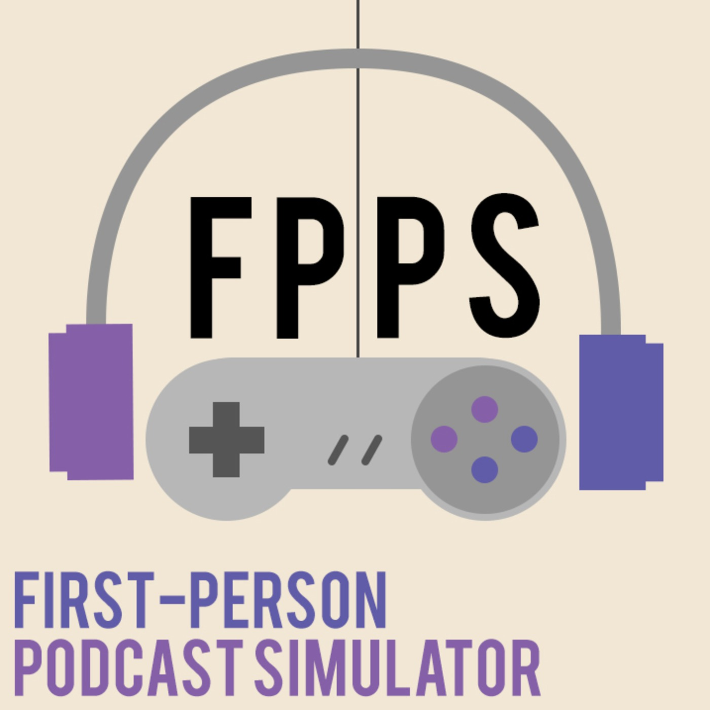 First-Person Podcast Simulator