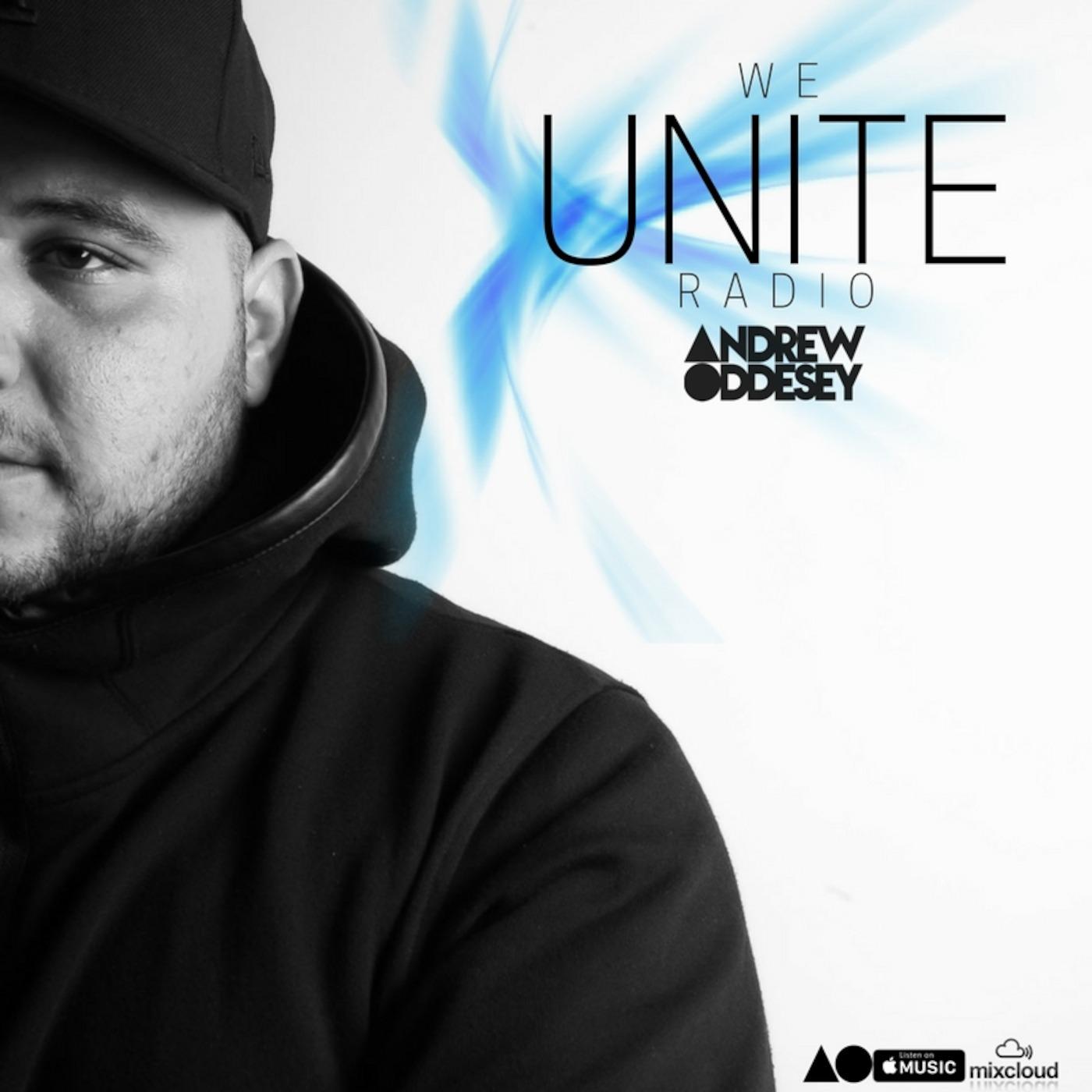Andrew Oddesey We Unite Radio Podcast