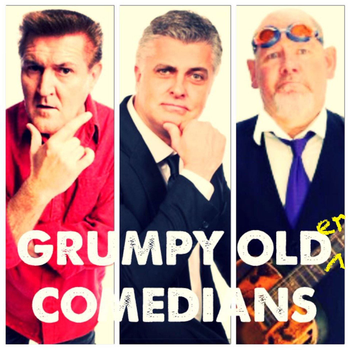 Grumpy Old Comedians