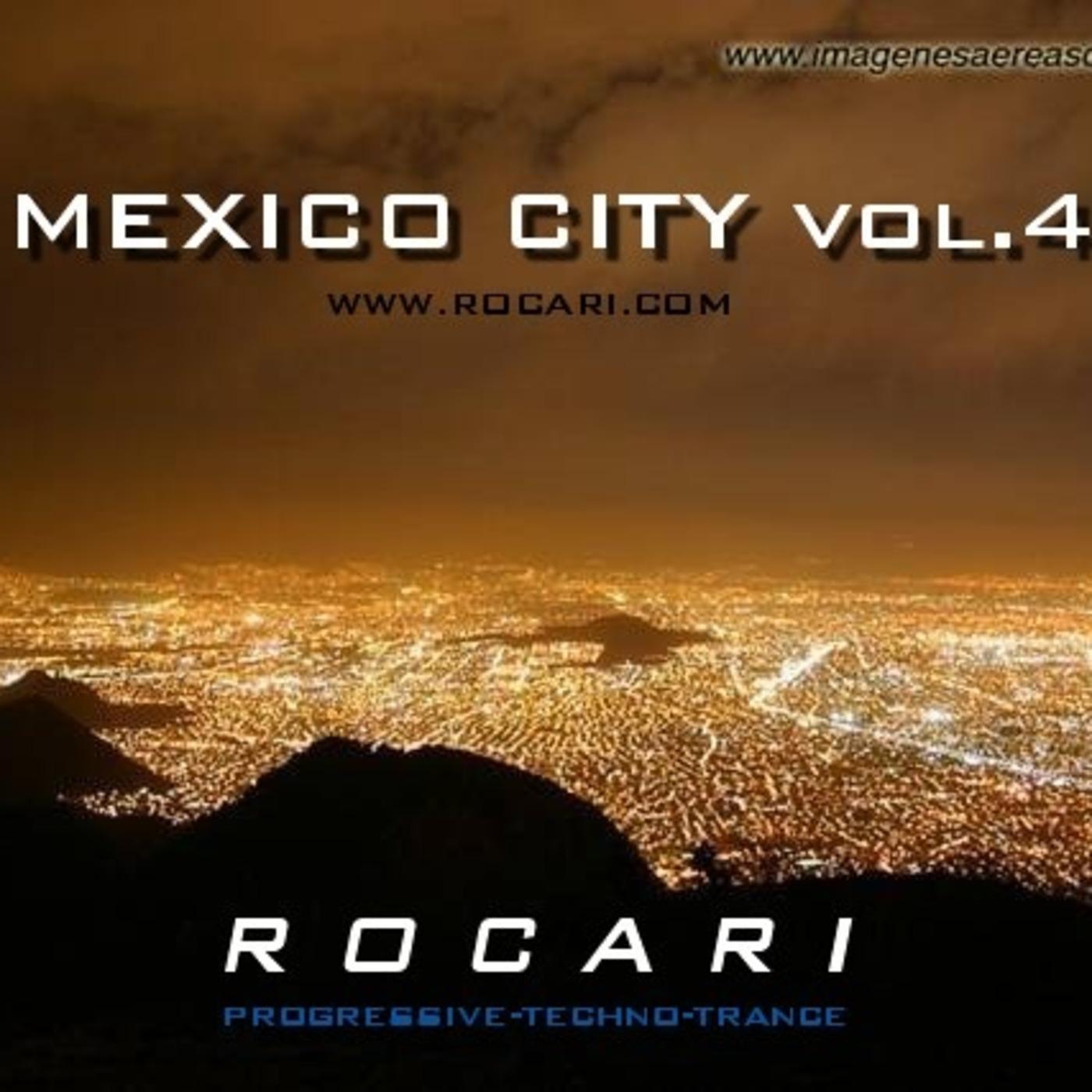 Mexico City vol 4 (progressive-trance + techno-trance)