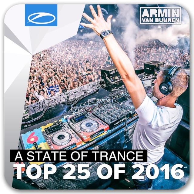Armin van Buuren - A State of Trance 795 (Top 25 Tunes of