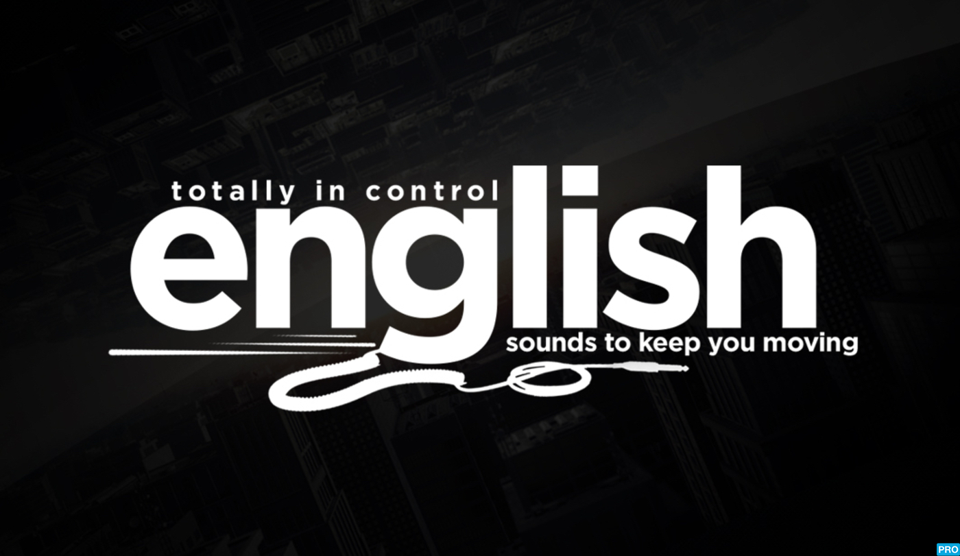 dj english to the world