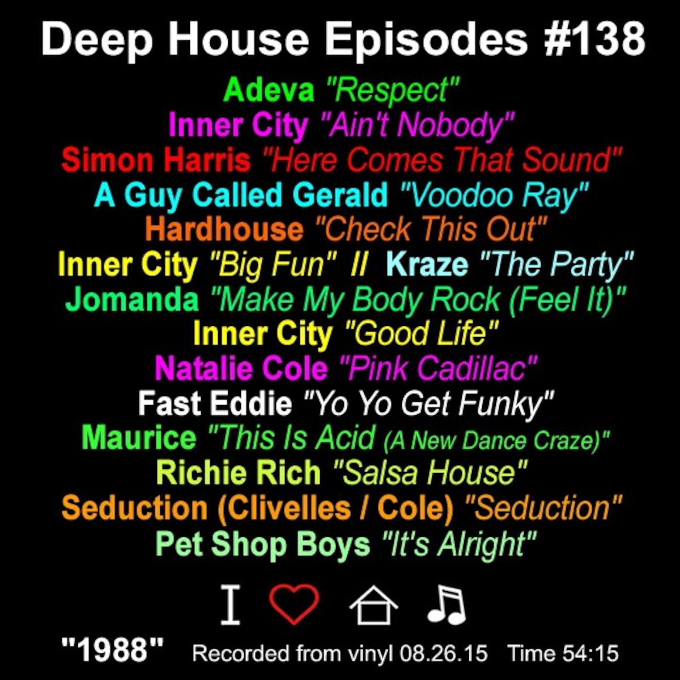 Deep House Episodes - TopPodcast com