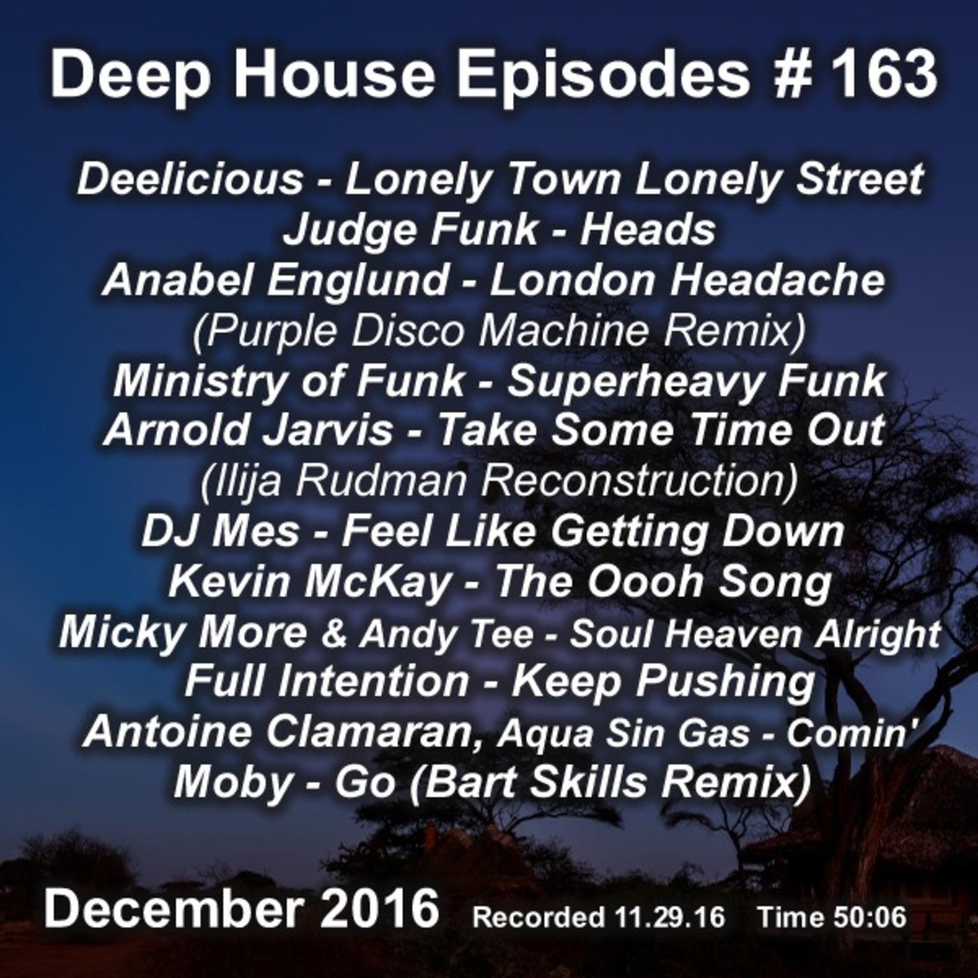 Deep House Episodes   Podbay