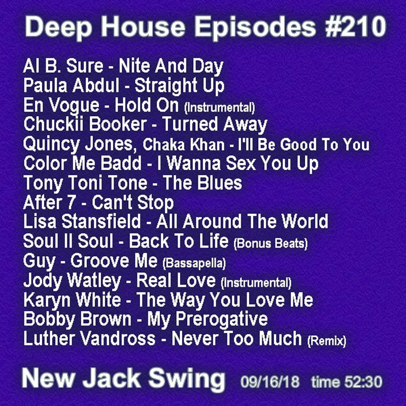 Deep House Episodes | Podbay