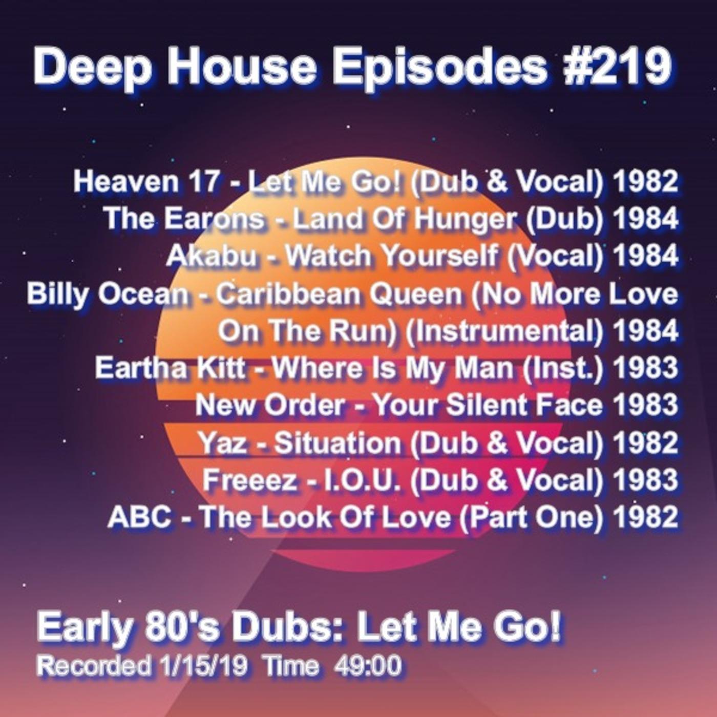Deep House Episodes