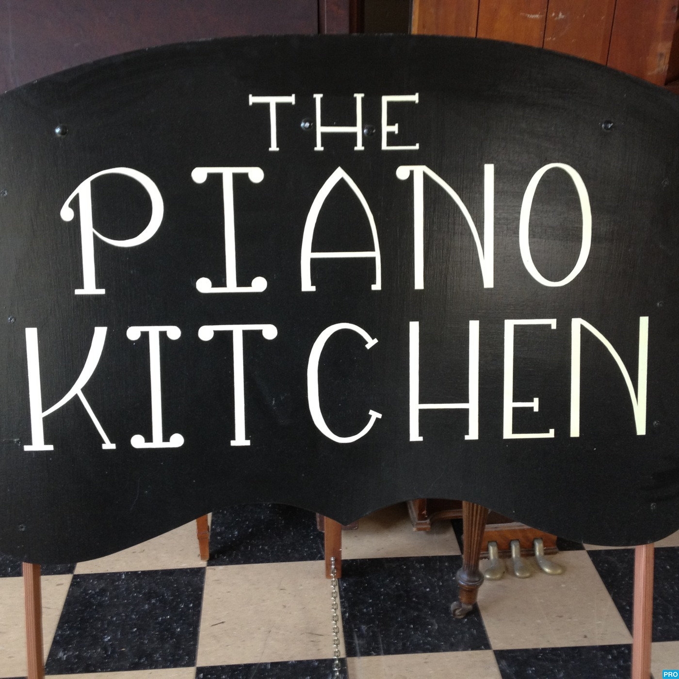Live From the Piano Kitchen's Podcast