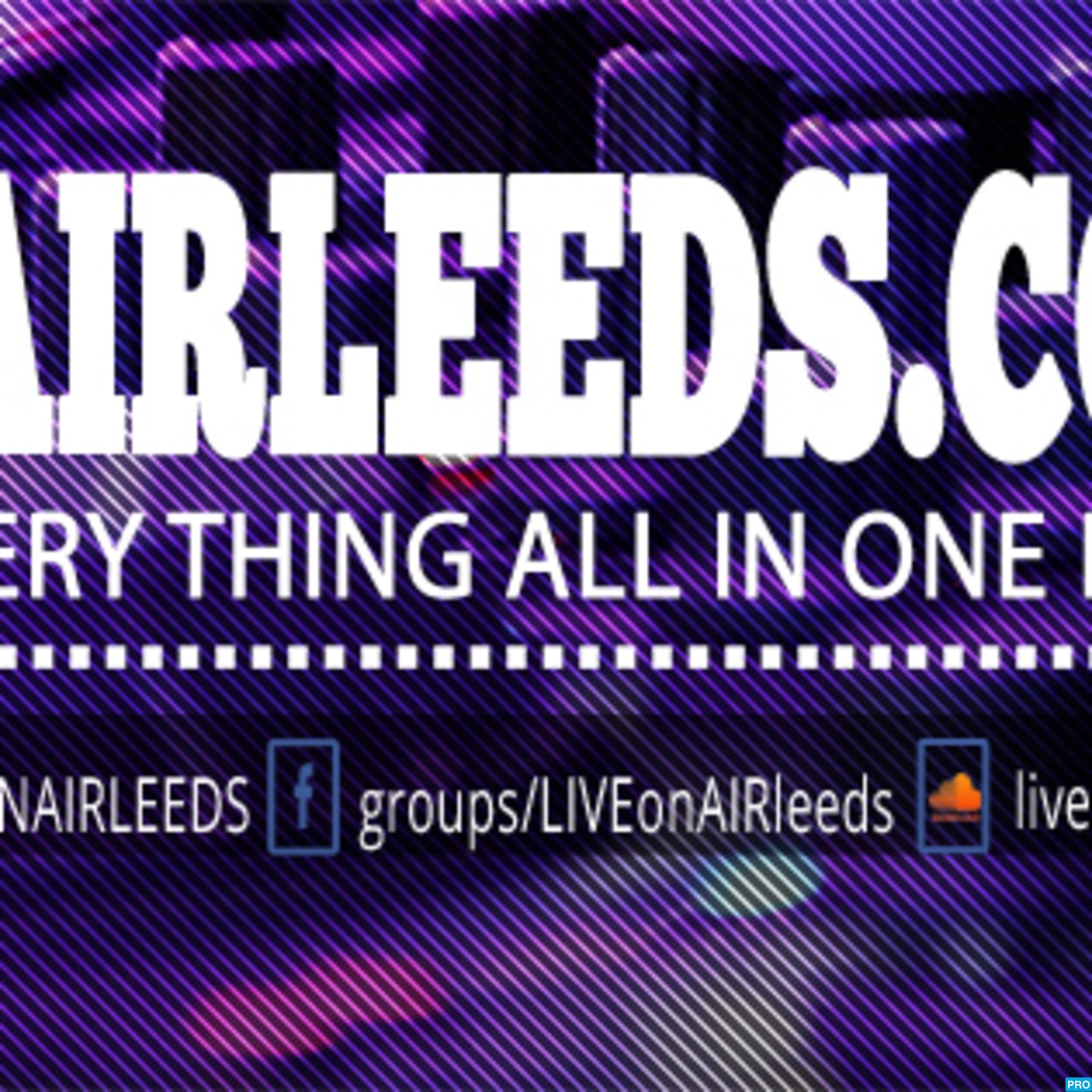 LIVE ON AIR LEEDS