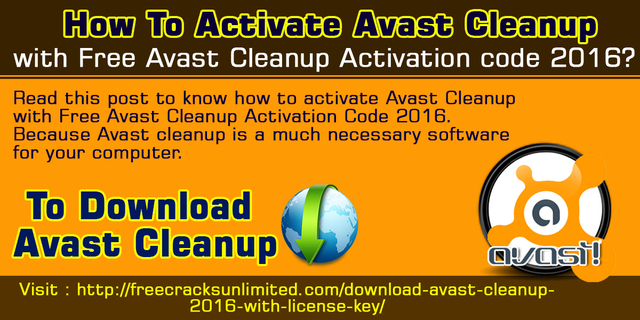 avast cleanup free