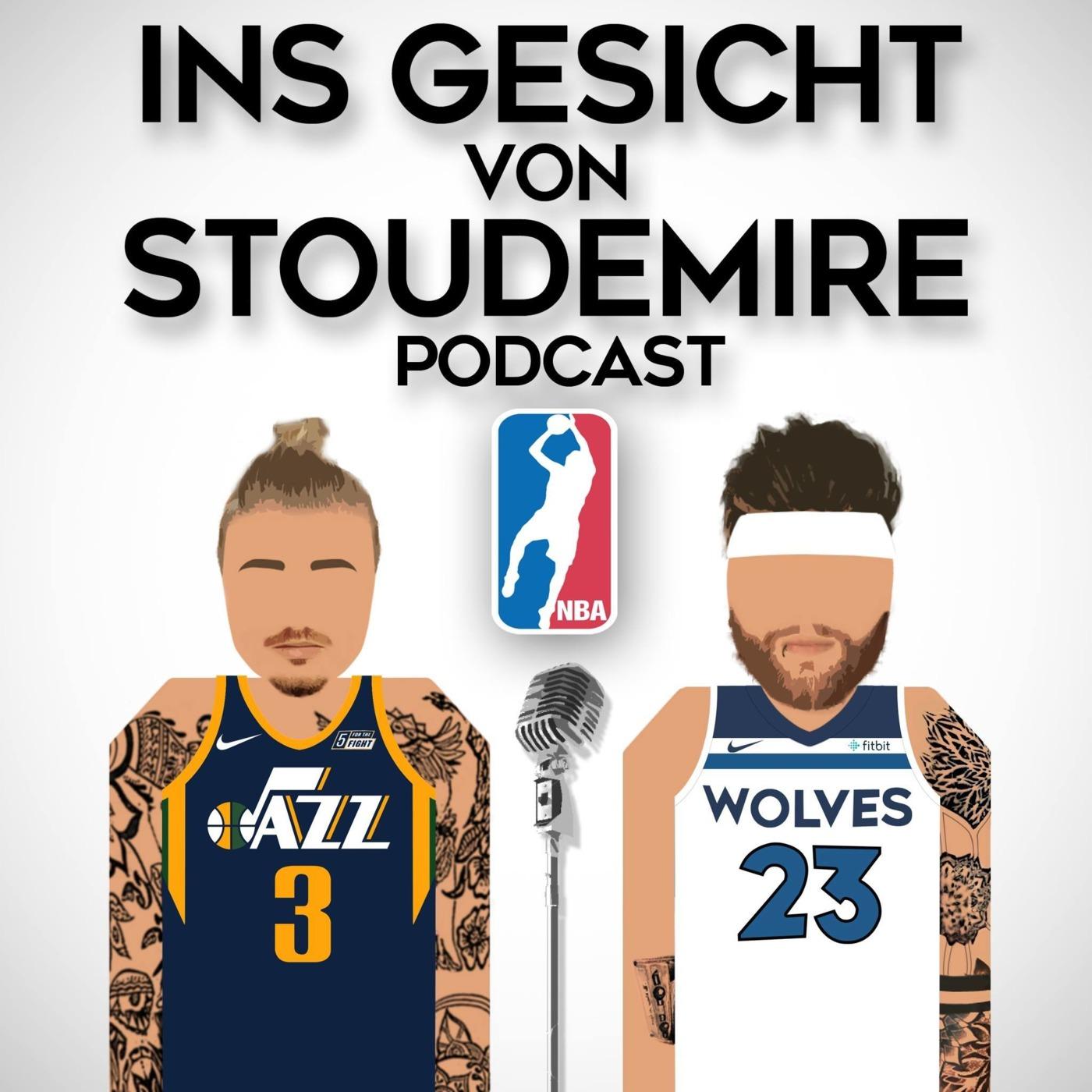 Ins Gesicht von Stoudemire - Der NBA Podcast