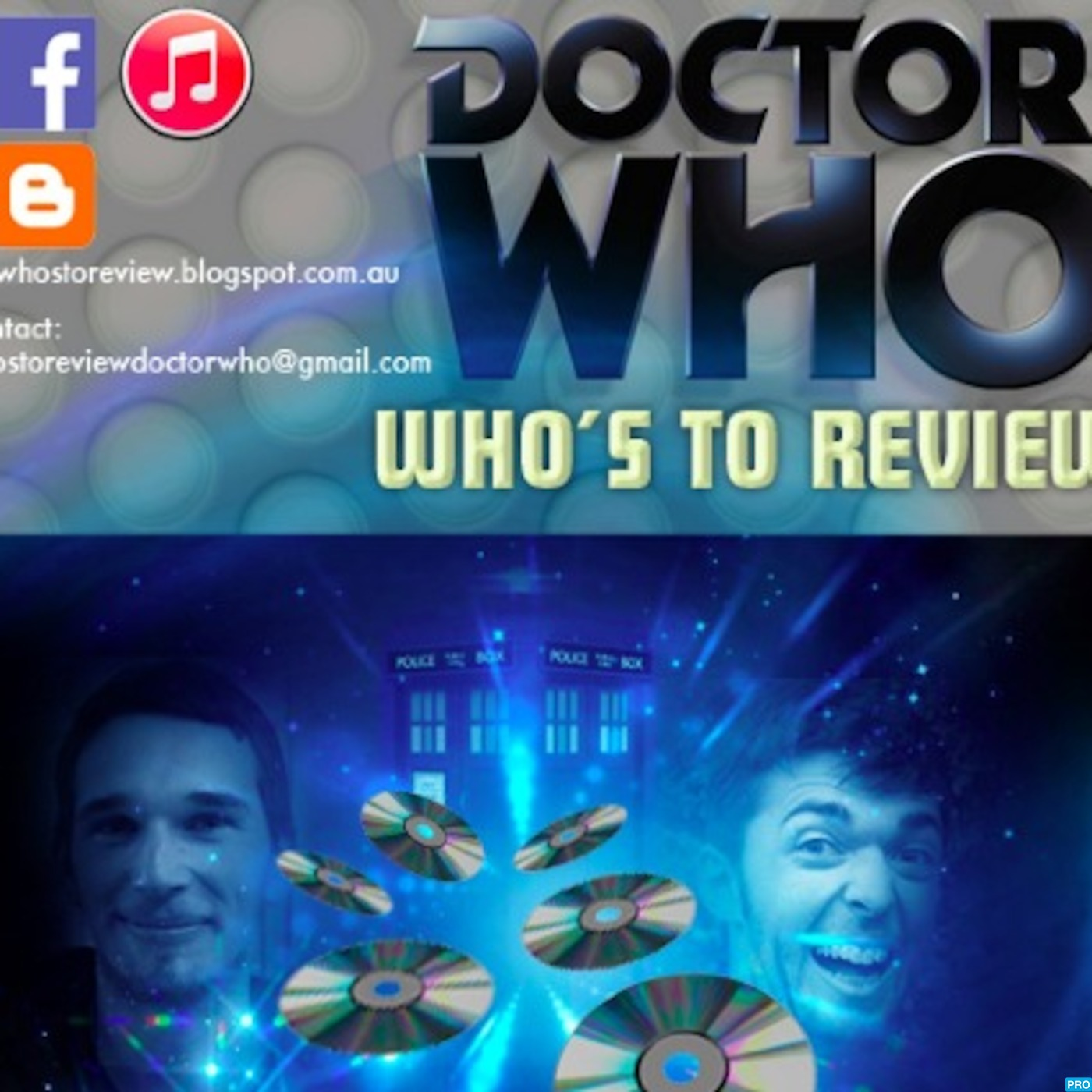 Who's To Review - Classic Doctor Who