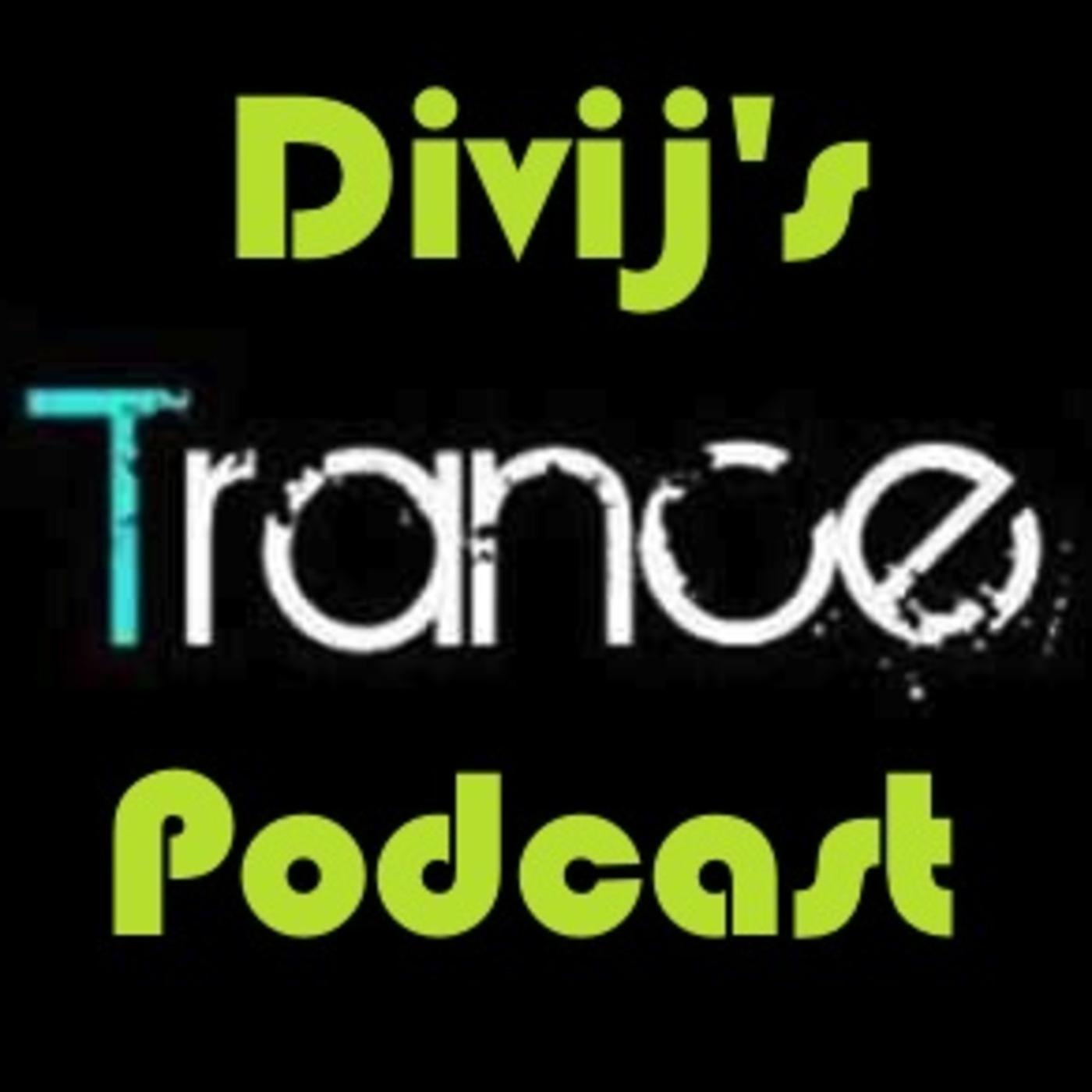 Divij's Trance 4 Life Podcast:Divij Satija