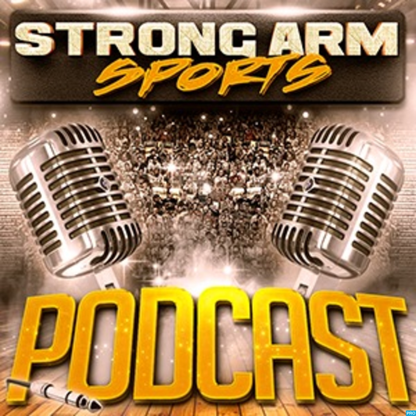 StrongArmSports' Podcast