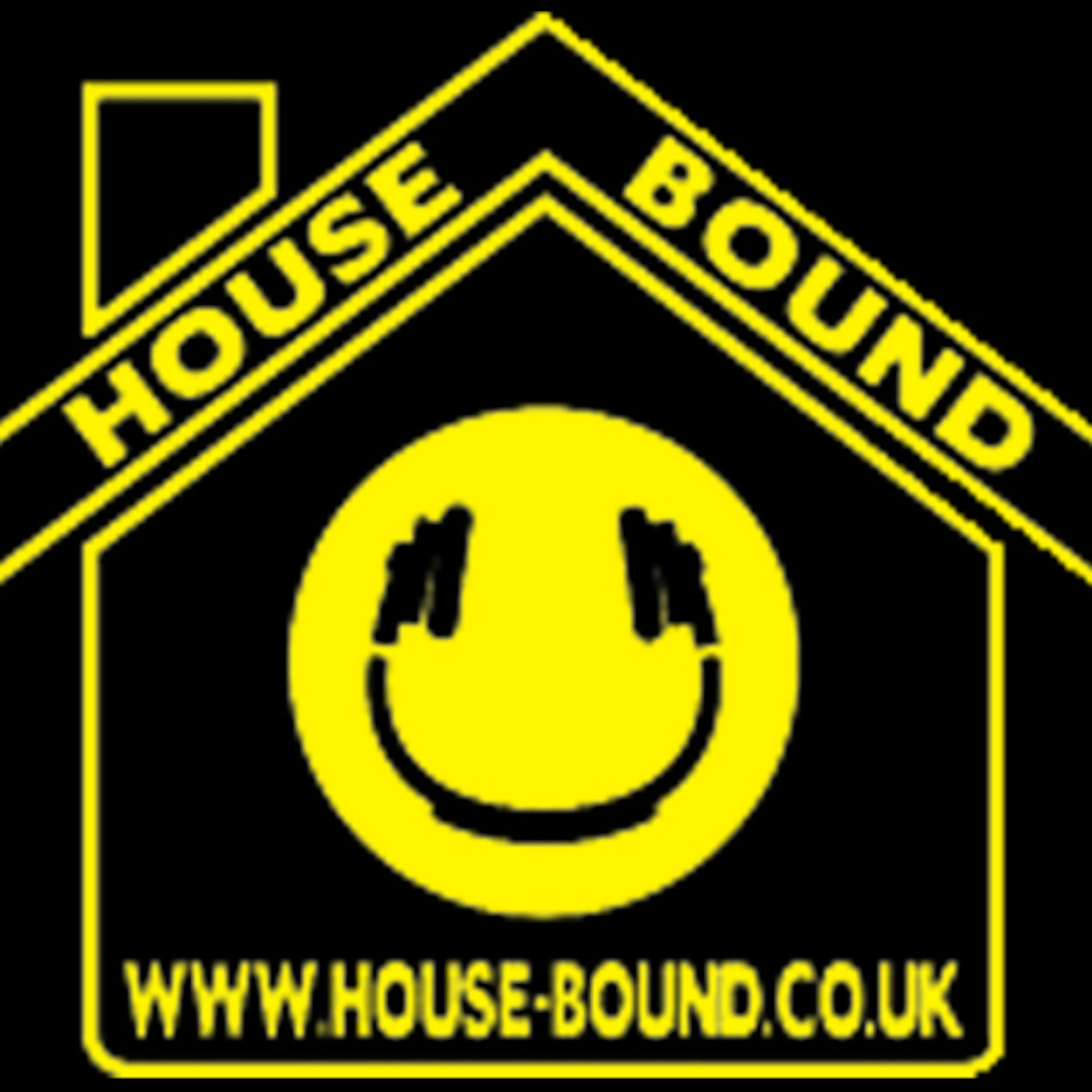 House Bound's Podcast mixed by Initially K.R.E