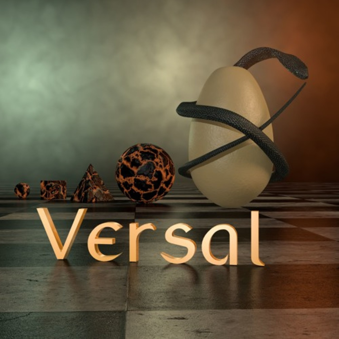 FEATURED EP REVIEW - Versal On Request Magazine - Music