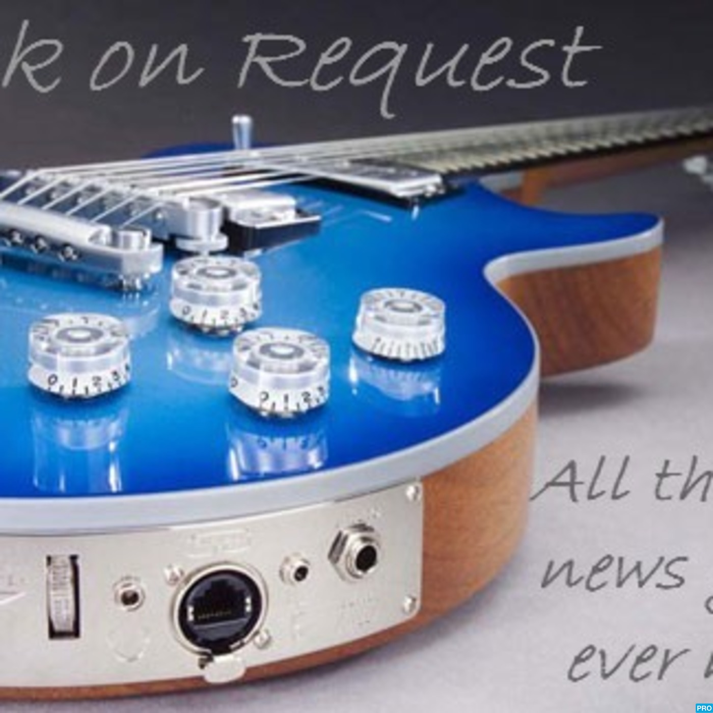 On Request Magazine - Music, Interviews and More