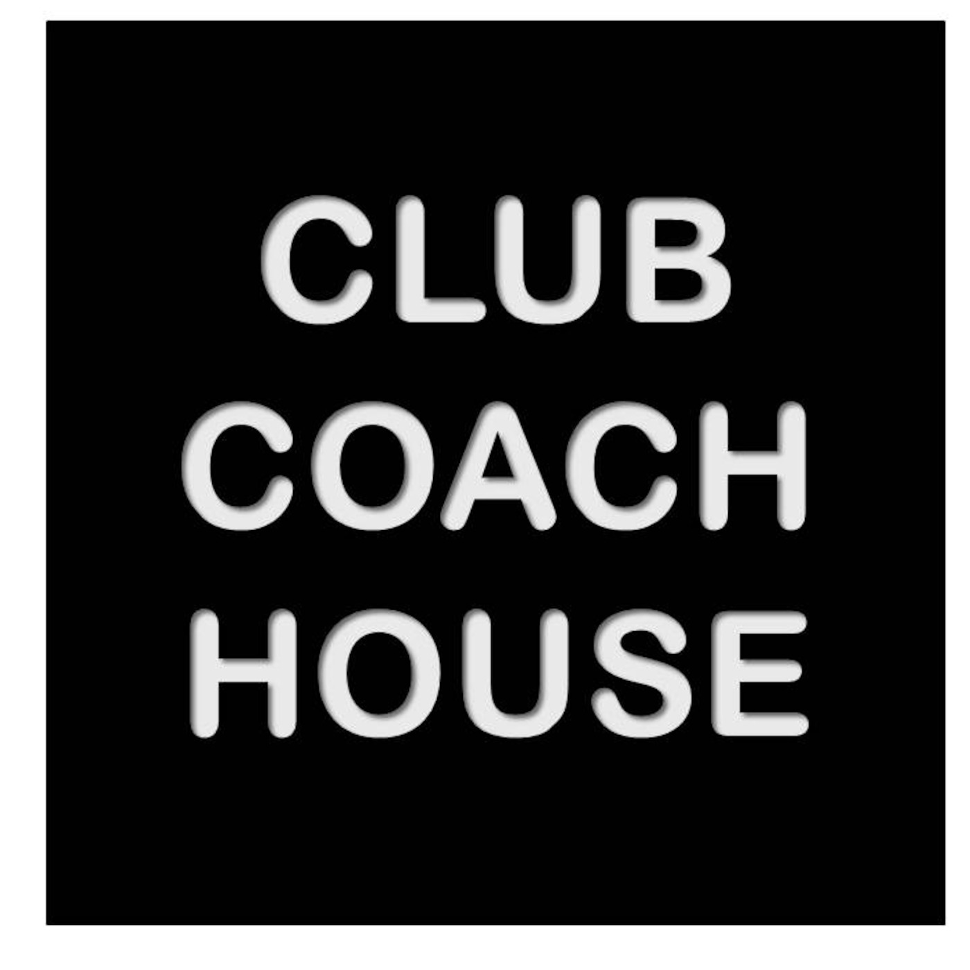 Club Coach House Sessions