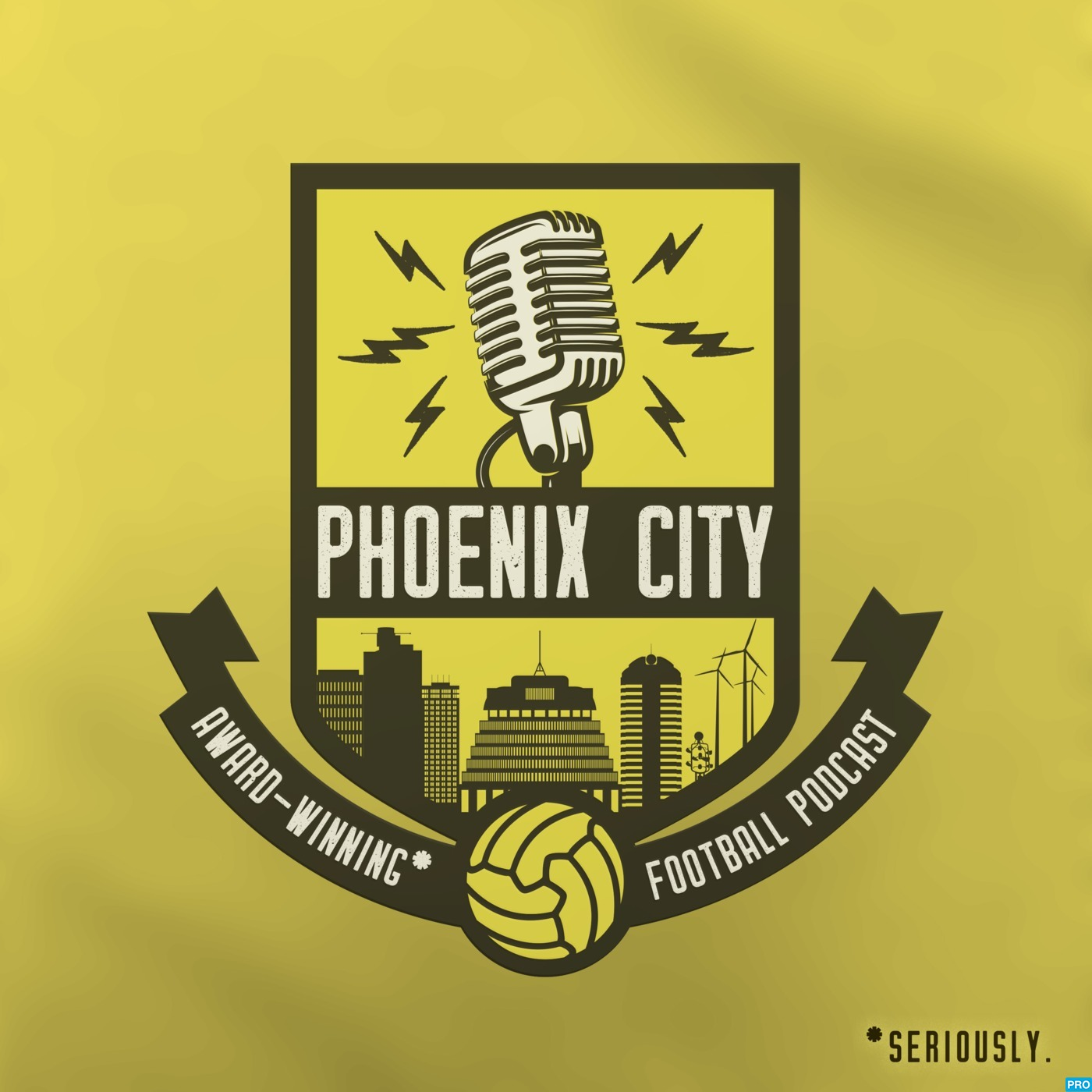 Phoenix City: The official podcast of Yellow Fever
