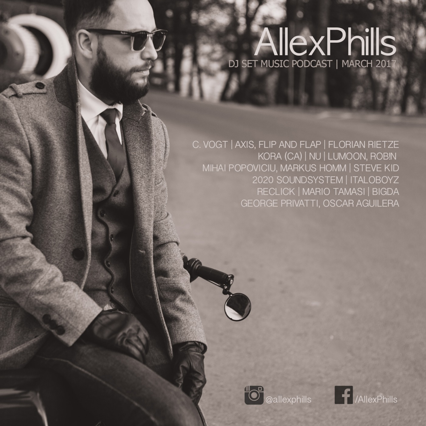 AllexPhills - Live Rec House Sessions Podcast