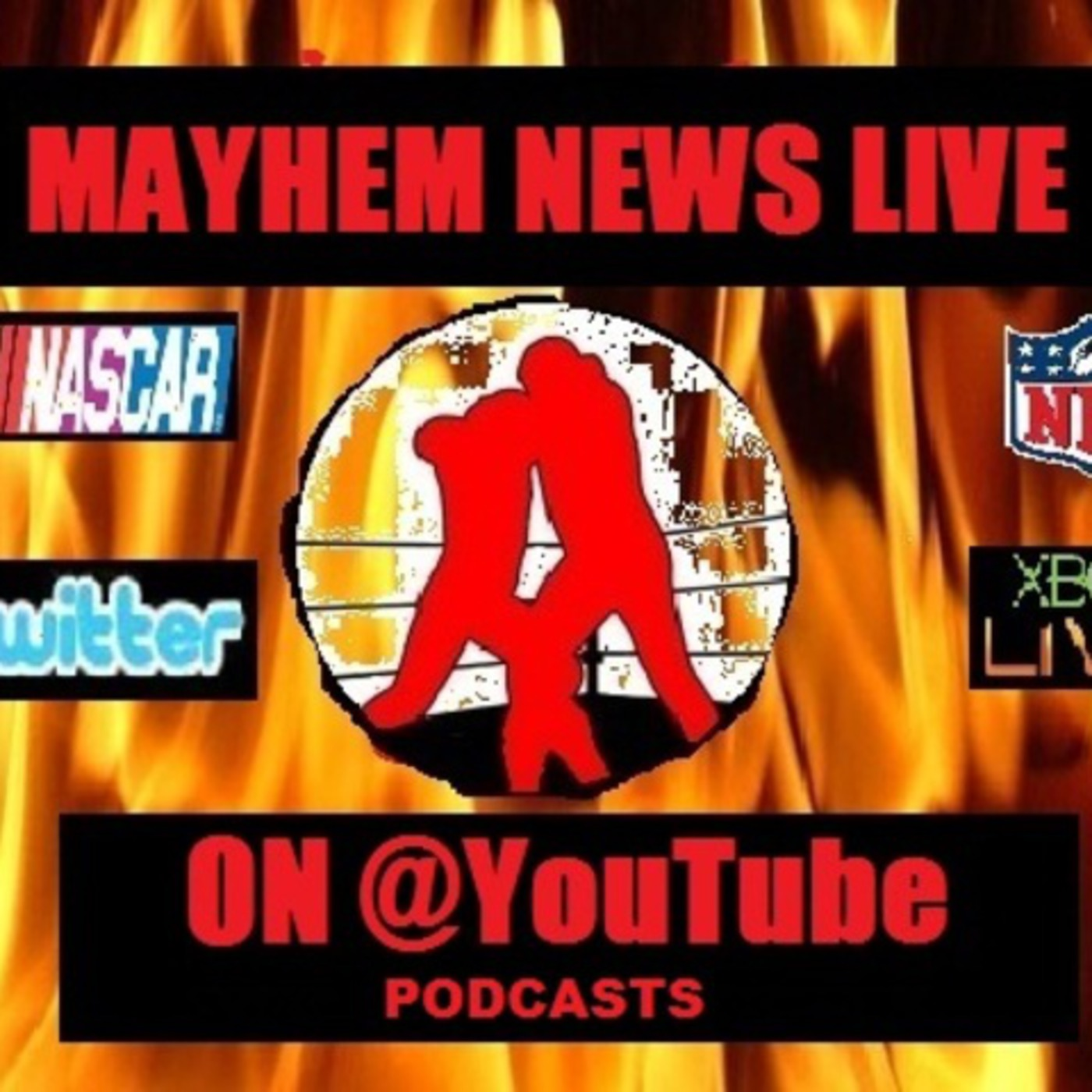 Mayhem News Live's Podcast