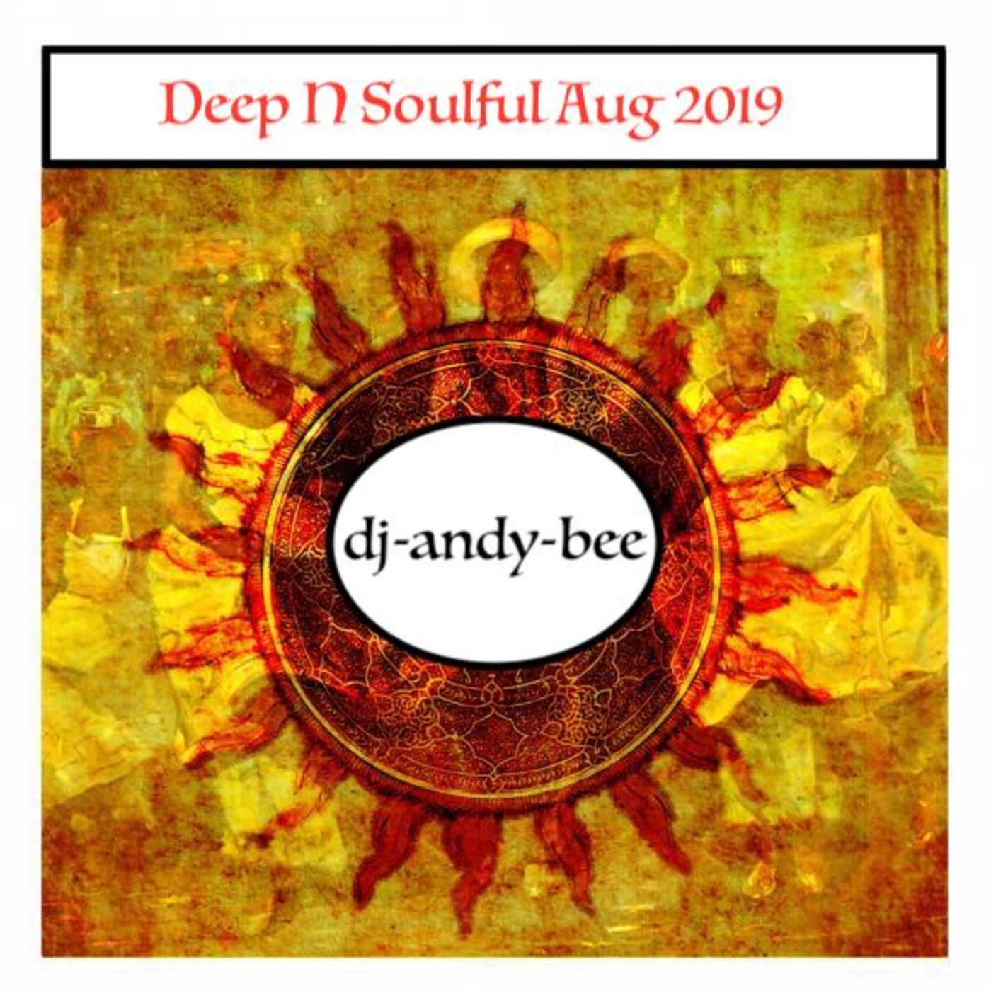 dj-andy-bee Deep n Soulful House # Urban Soul Podcast