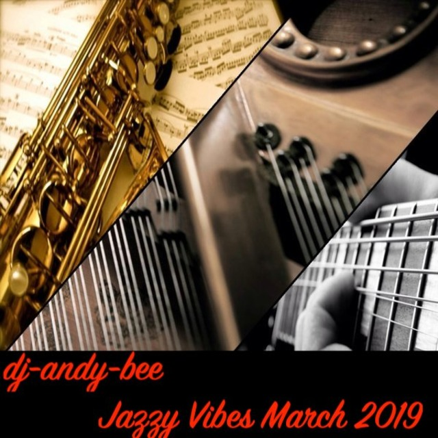 Jazzy Vibes March 2019