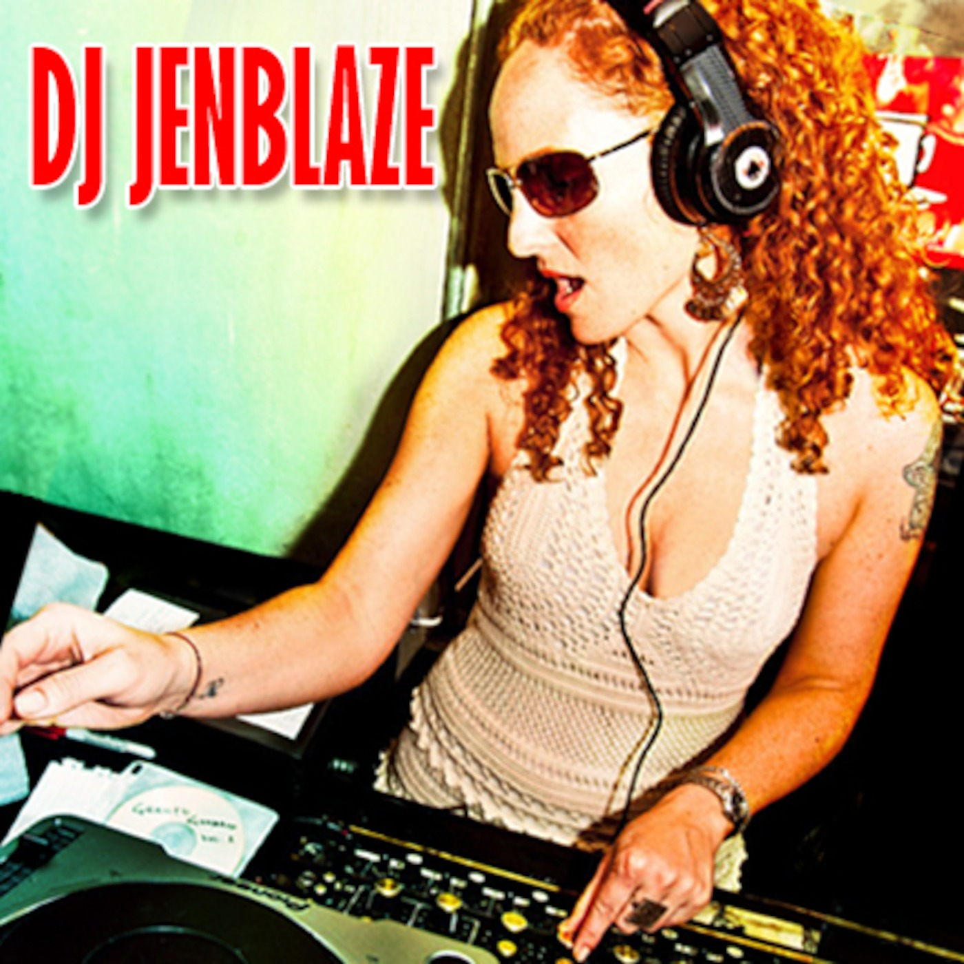 Cosmic Journey with DJ Jen Blaze