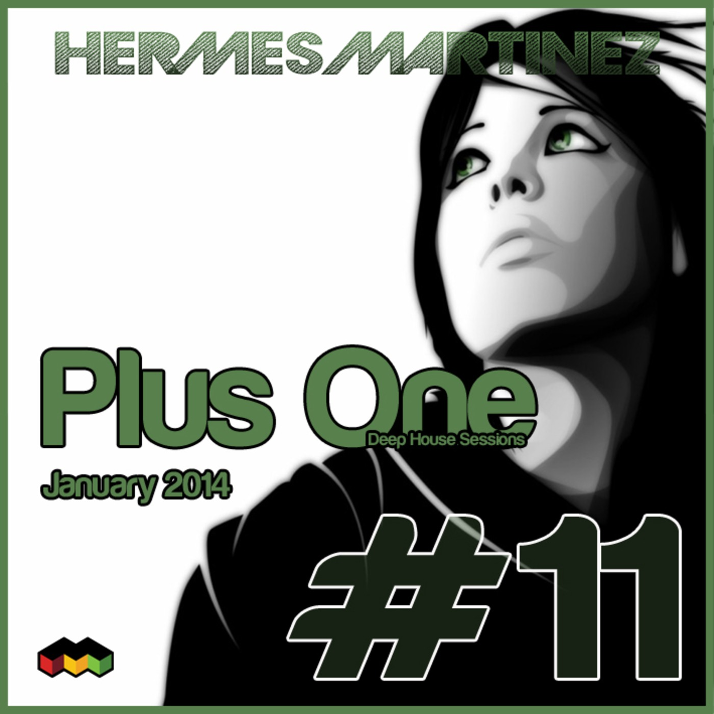 Hermes Martinez - Plus One #11 (January 2014)