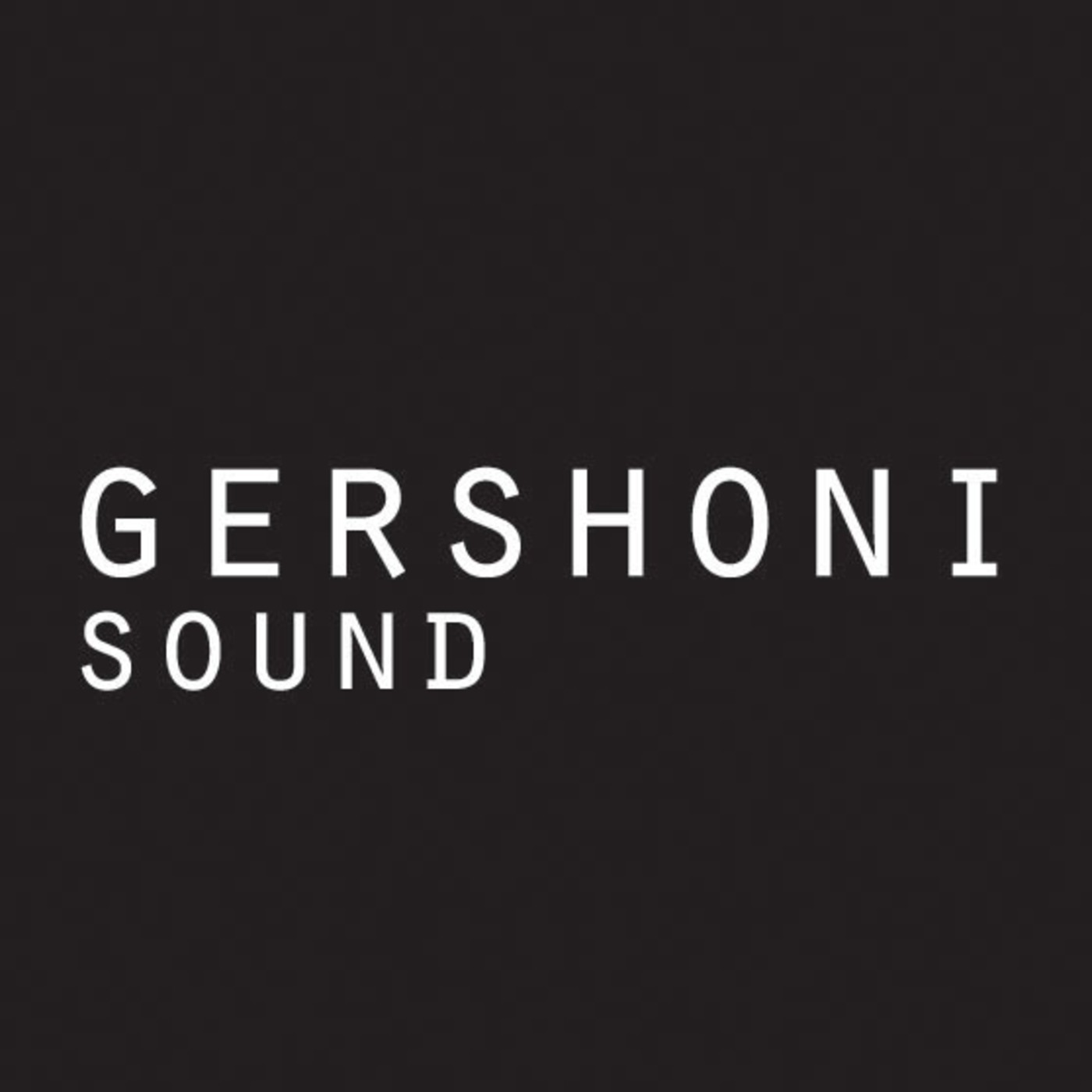 Gershoni Sound Podcast