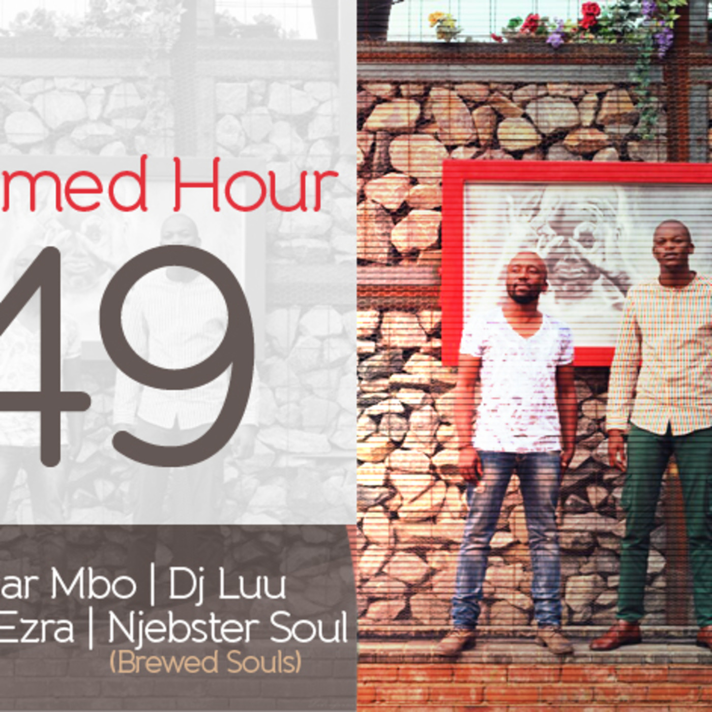 Ashmed Hour 49 [Farewell 2013] // Golden Mix By Oscar Mbo