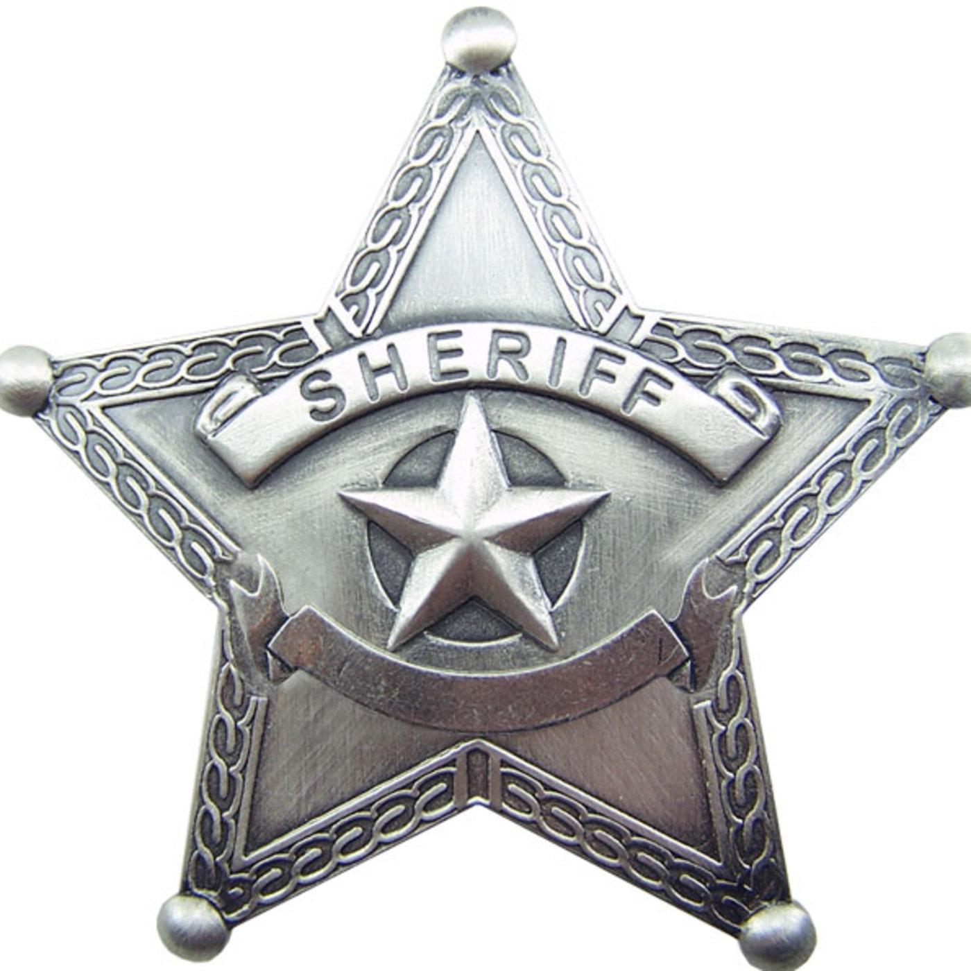 Значк звезда шерифа фото 6