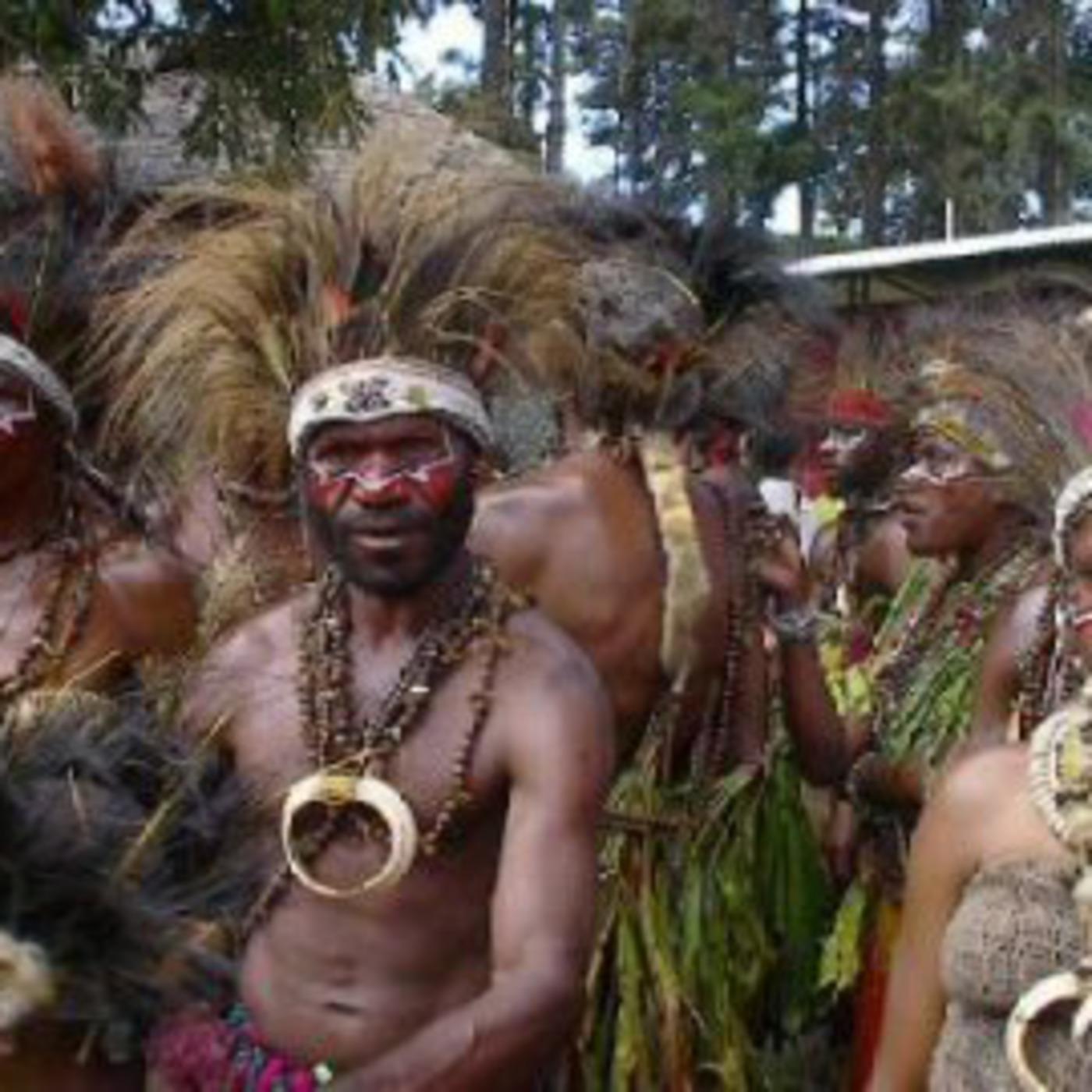 Порнуха на островах с папуасами 13 фотография