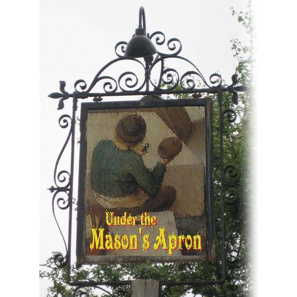Under The Mason's Apron