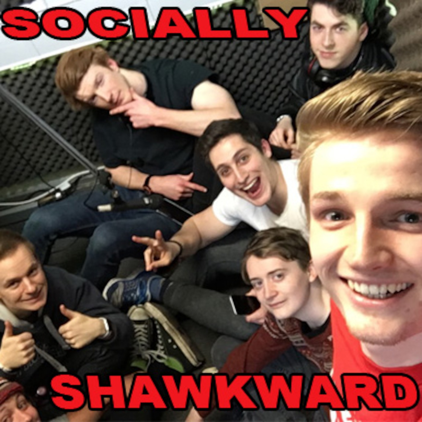 Socially Shawkward