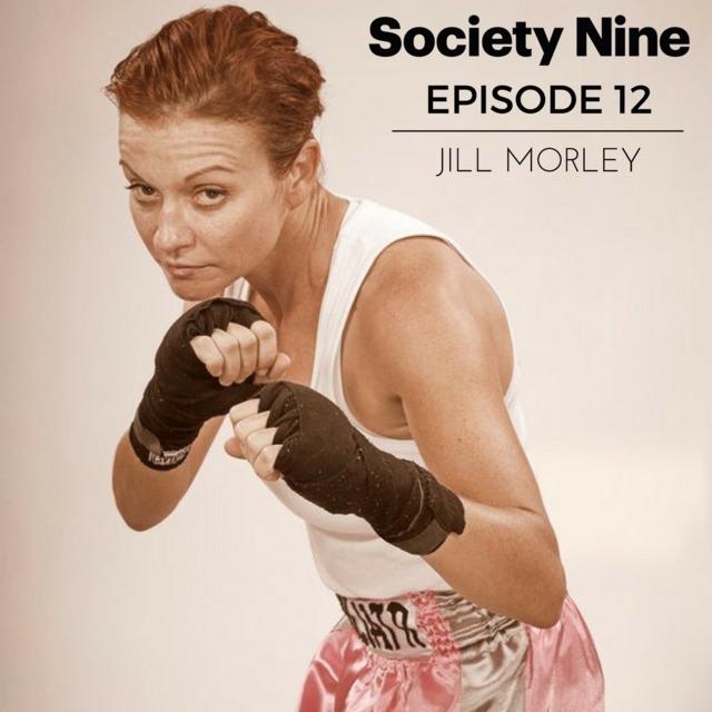 Society Nine Episode 12: Jill Morley