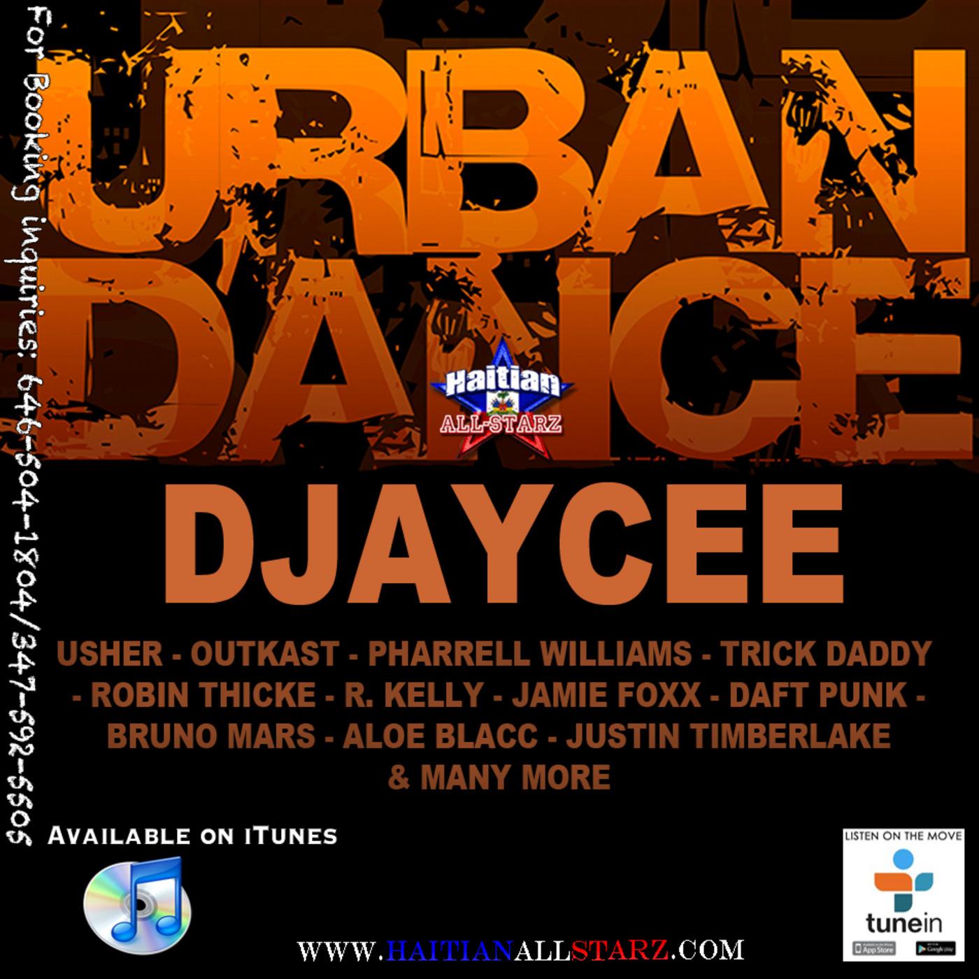 Dancing With Haitians At La Fete De >> Urban Dance R N B Mix Djaycee Haitian All