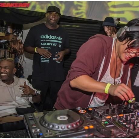 The Reluctant Hustler | Mixes from DJ Duke Shin | Free